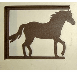 Horse Shelf Brackets
