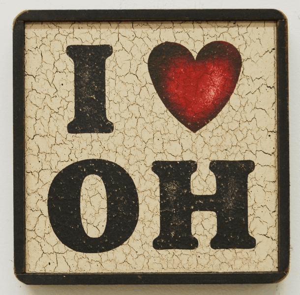 I (heart) OH (any state)