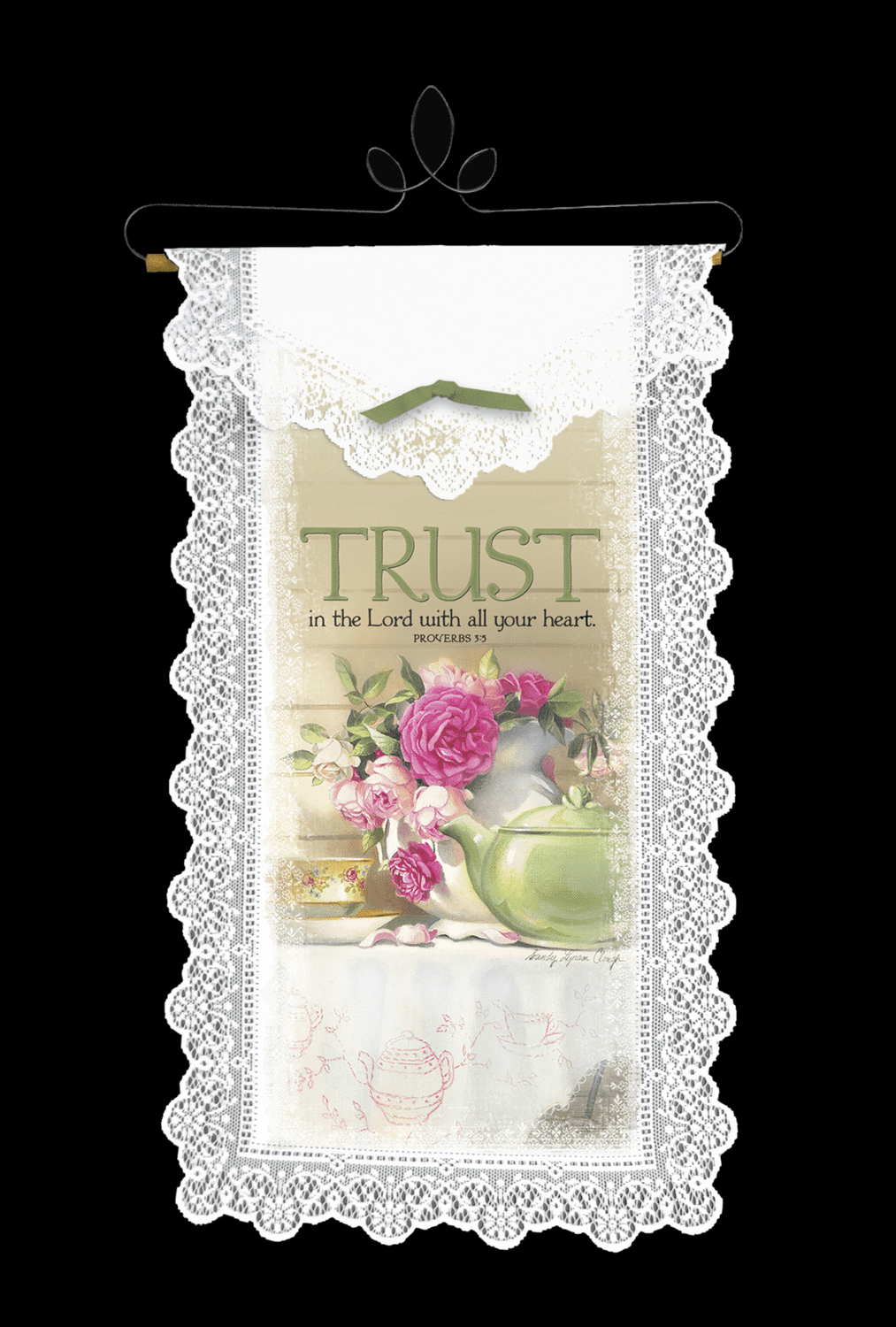 Inspirational Wall Decor, Trust in the Lord