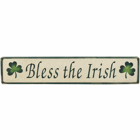 Irish Gift - Bless the Irish