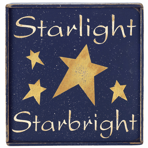 Kids Room Decoration - Star Light, Star Bright