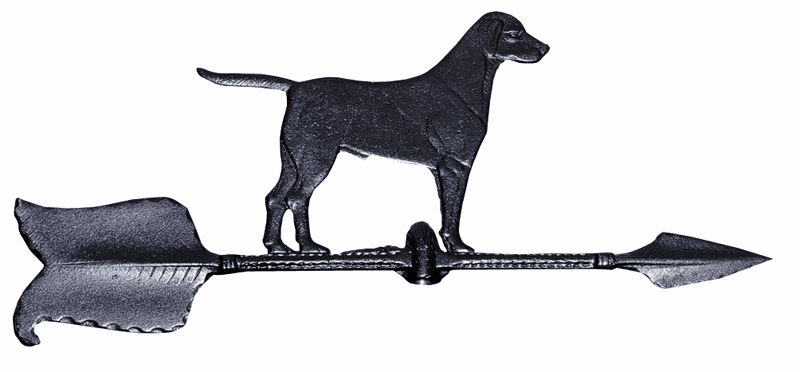 Labrador Retriever Weathervane - Dog Lover