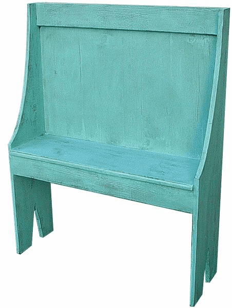 Large Primitive Chair, 32 inch wide