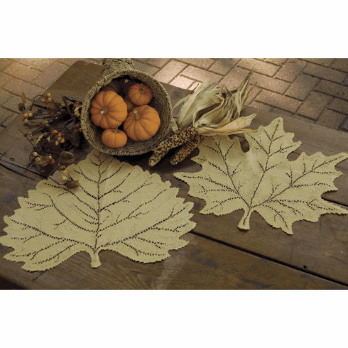 Leaf Aspen Placemat in Three Colors