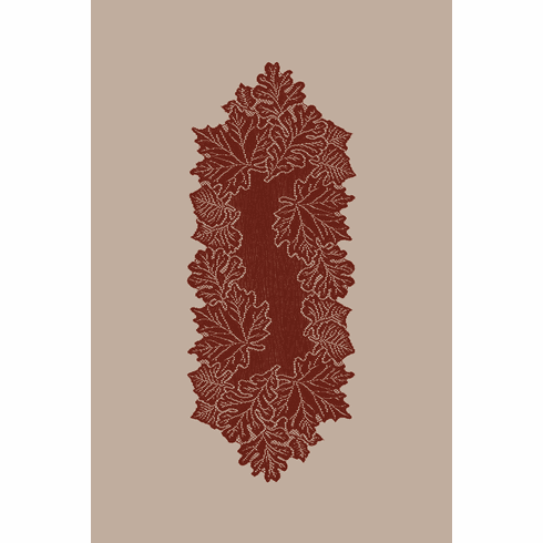 Leaf Small Runner in Three Colors