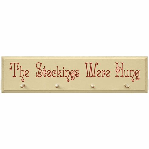 Lettered Peg or Hook Board - Customized Peg Board