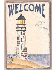 Lighthouse Gift - Lighthouse Welcome
