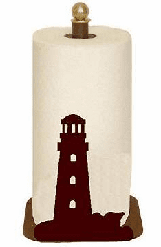 Lighthouse Paper Towel Holder for Countertop