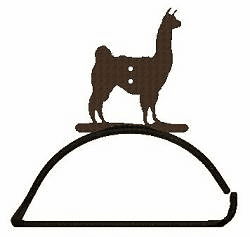 Llama Design Paper Towel/Toilet Paper Holder