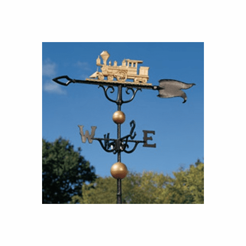 "Locomotive  Weathervane - 46"" Weathervane"
