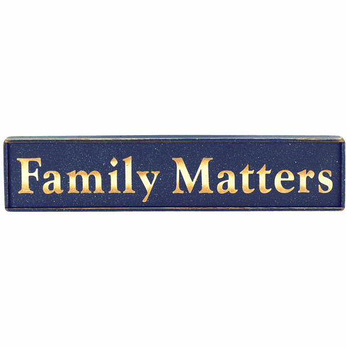 Lodge Decorating - Family Matters