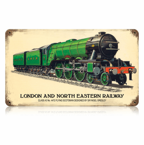 London and North Eastern Railway Sign