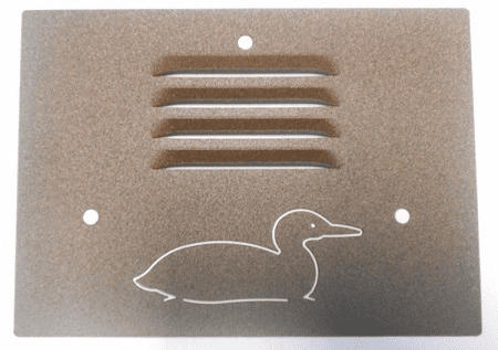 Loon Outdoor Step Light Cover