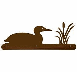 Loon Towel Bar