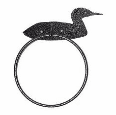 Loon Towel Ring