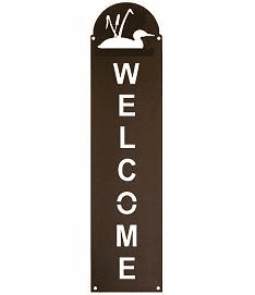 Loon Welcome Sign (Large)