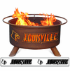 Louisville Cardinals Logo Fire Pit Ring - Univeristy of Louisville