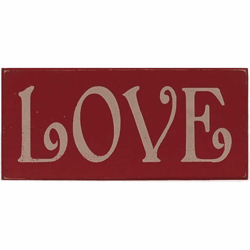 Love Sign - Special Gift