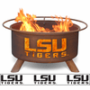 LSU Logo Fire Pit Ring - LSU Tigers Logo
