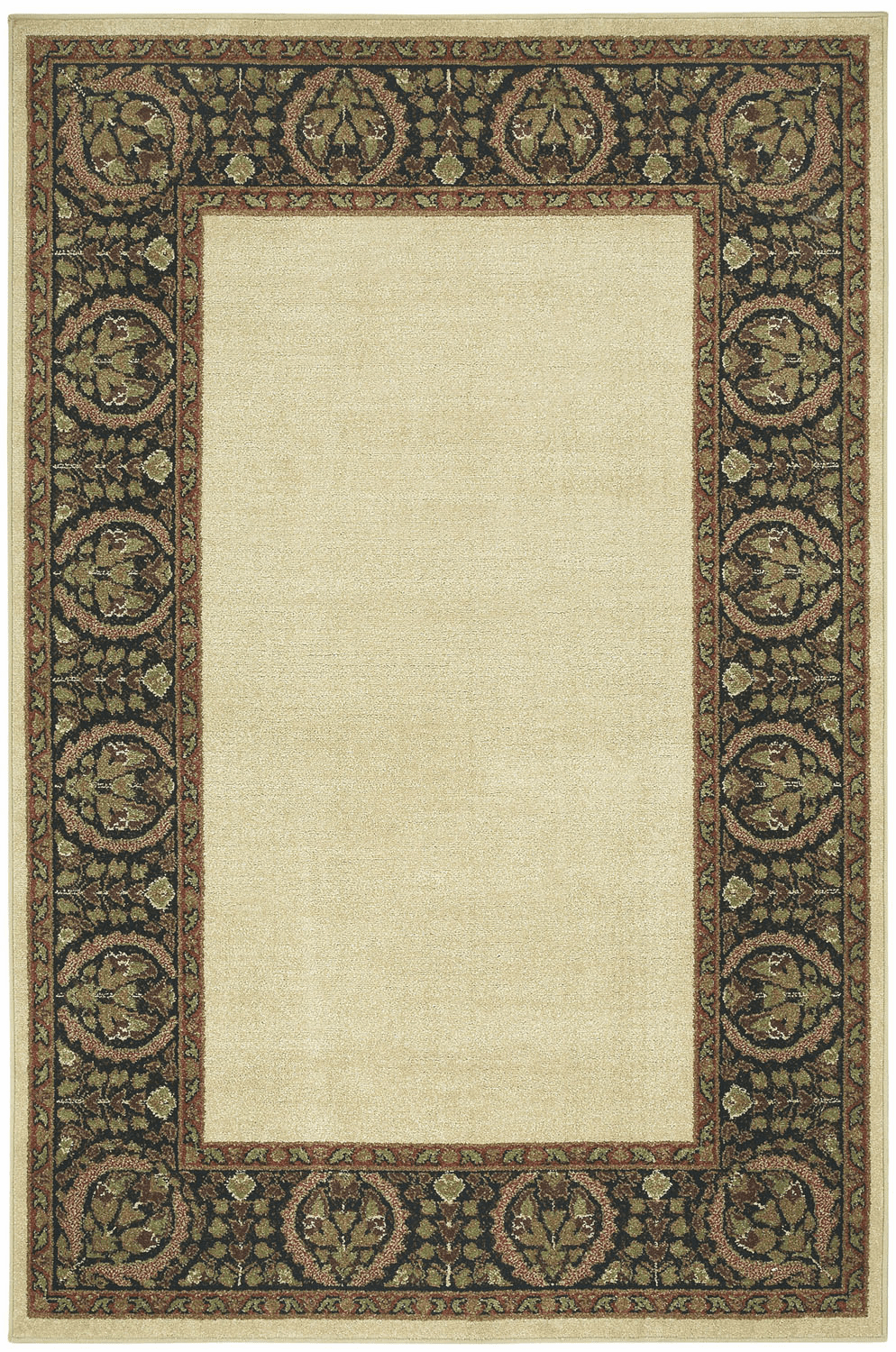 Machine Woven Candlelight Rug