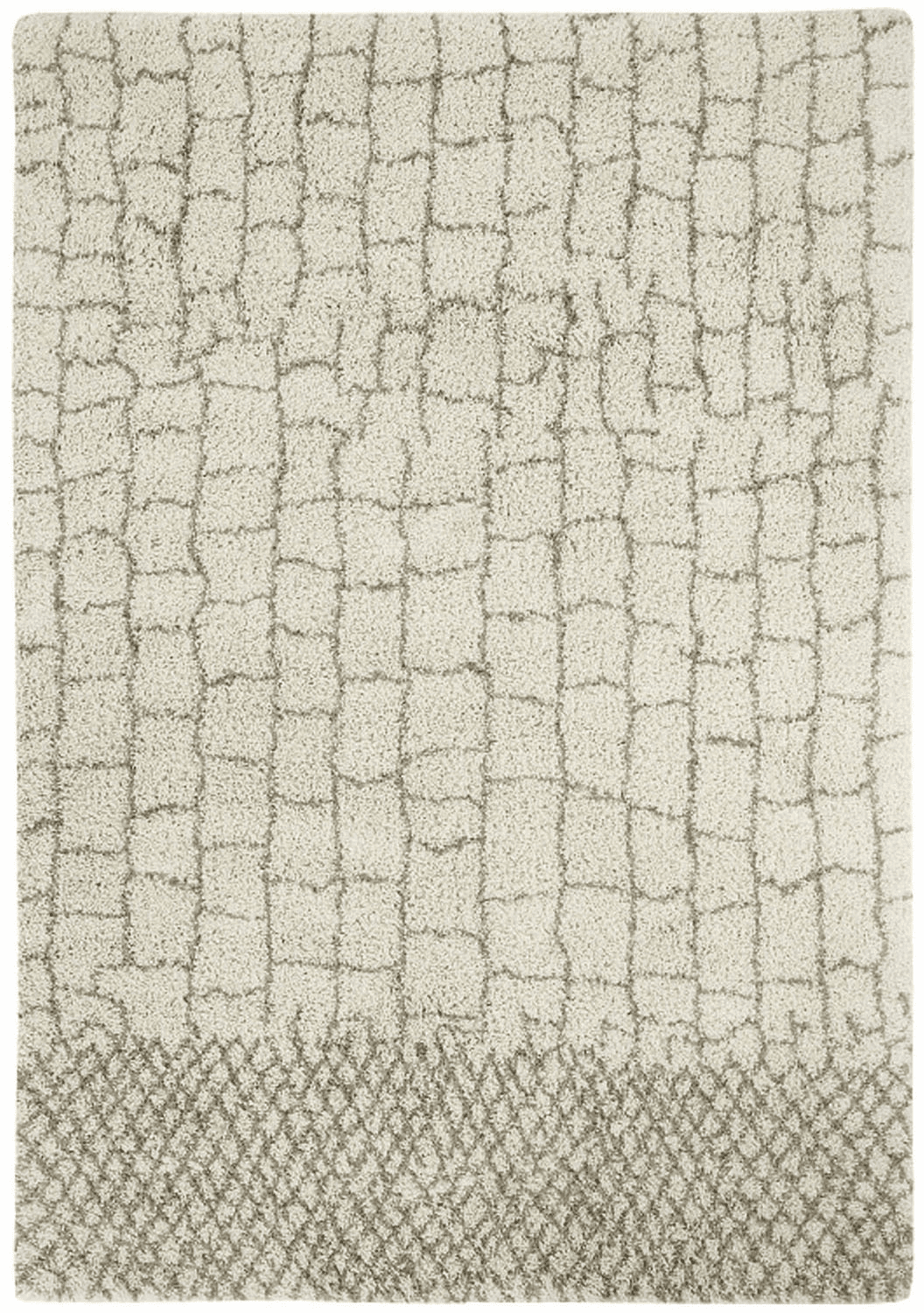 Machine Woven Rock Rug