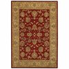 Machine Woven Rouge Honey Rug