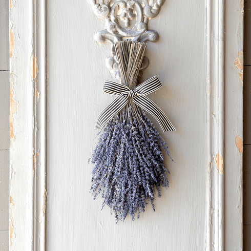 Make a statement with Dried Lavender