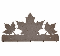 Maple Leaf Key and Accessory Holder