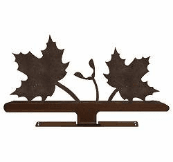 Maple Leaf Mailbox Top