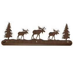 Moose Towel Bar