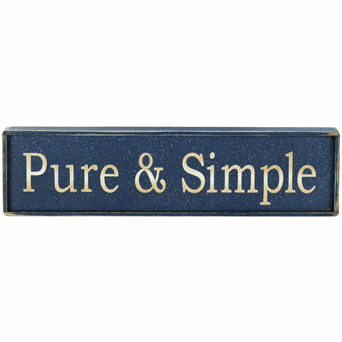Mothers Gift - Pure & Simple