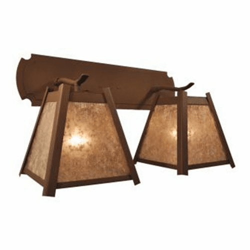 Mountain Modern Crestone Double Wall Sconce