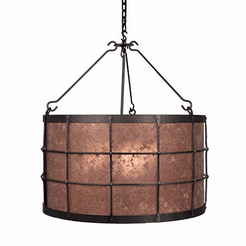 Mountain Modern Ferron Forge Chandelier