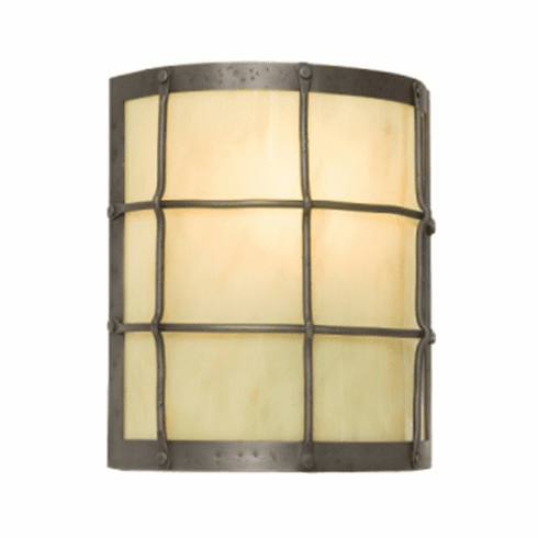 Mountain Modern Ferron Forge Timber Ridge Wall Sconce