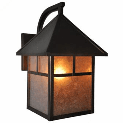 Mountain Modern Heritage Wet Sconce