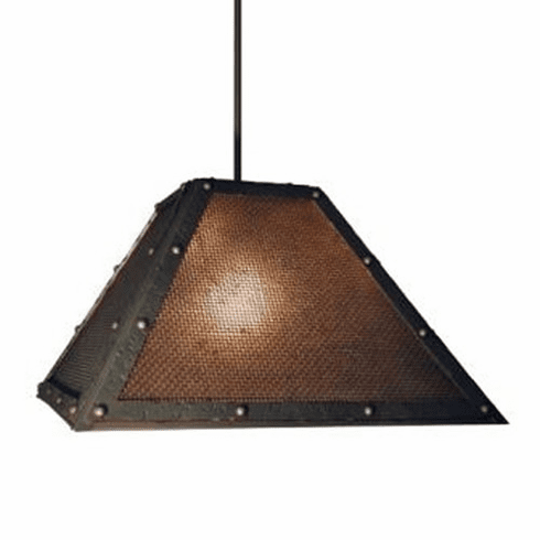 Mountain Modern Mesh Rogue River Swag Pendant Light