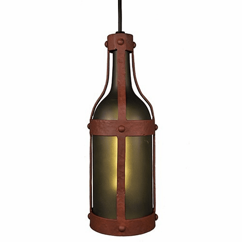 Mountain Modern Napa Green Pendant Light