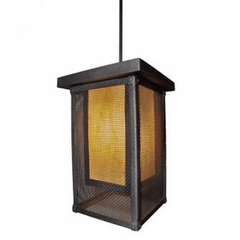 Mountain Modern Palm Springs Mesh Pendant Light