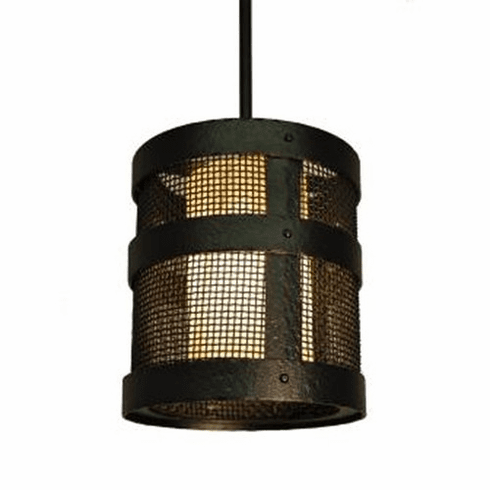 Mountain Modern Portland Open Mesh Pendant Light