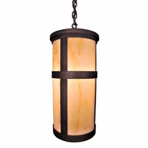 Mountain Modern Portland Open Tall Pendant Light with Lid