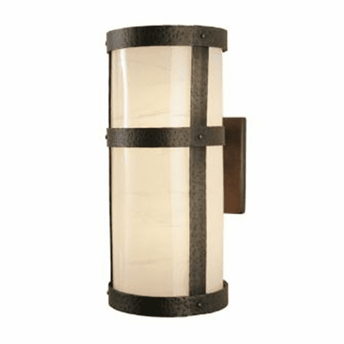Mountain Modern Portland Open Tall Wall Sconce