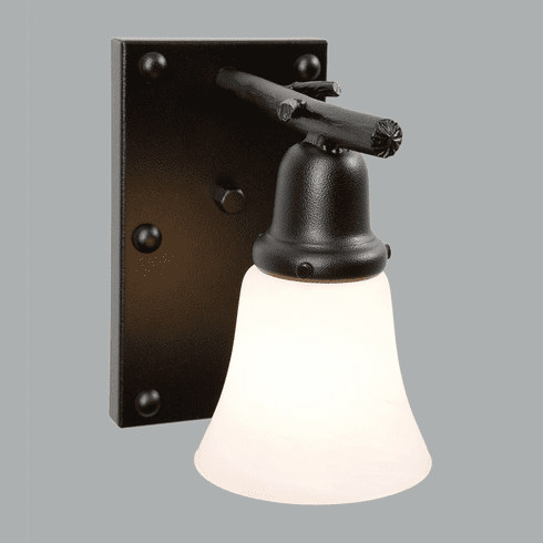 Mountain Modern Rivets Glacier Wall Sconce