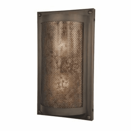 Mountain Modern Rivets Tahoe Mesh Wall Sconce