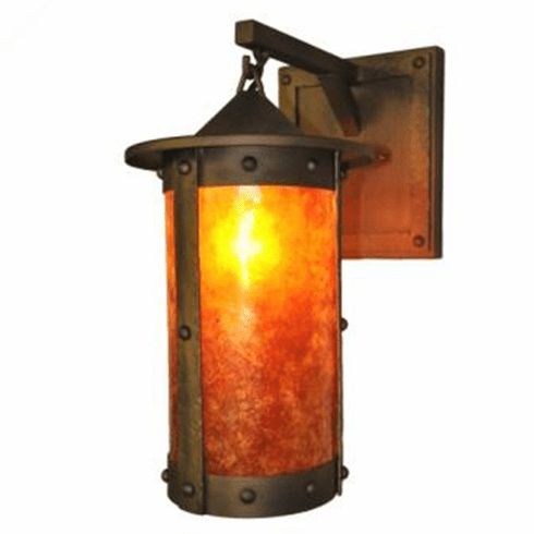 Mountain Modern Rogue River Pasadena Hanging Sconce