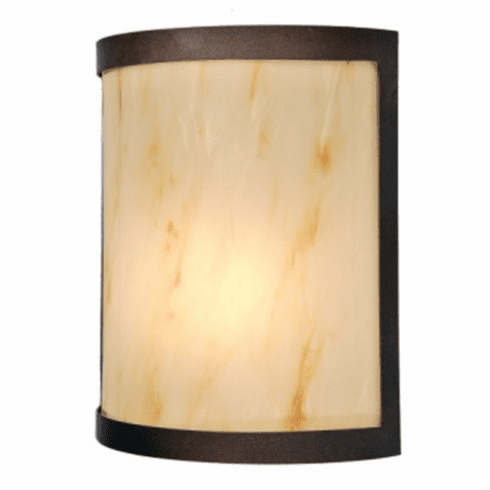 Mountain Modern Seattle Timber Ridge Wall Sconce