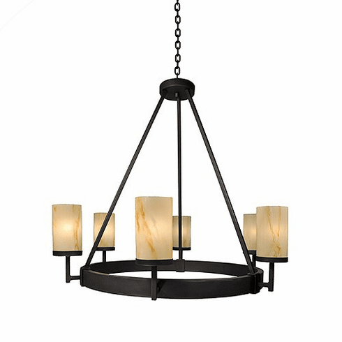 Mountain Modern Tahoe Chandelier