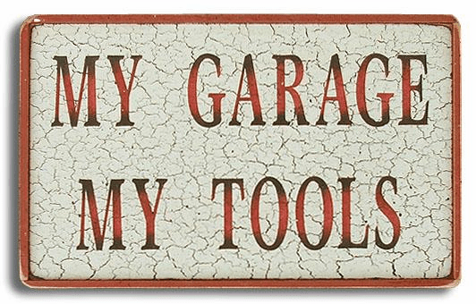 My Garage My Tools