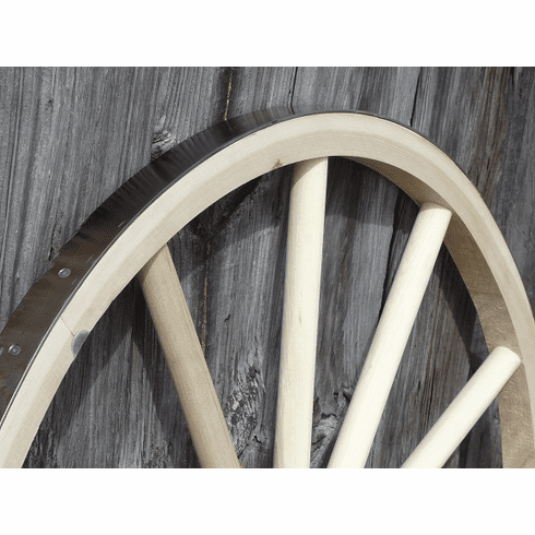 Natural Wagon Wheel-24 inches