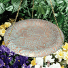Oakleaf Design Hanging Birdbath - Feathered Friends