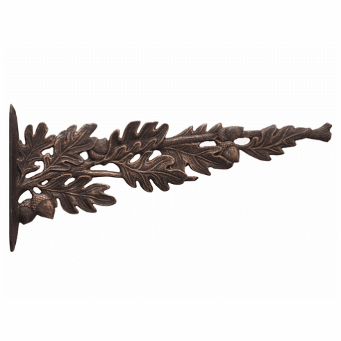 Oakleaf Nature Hook - Oil-Rubbed Bronze